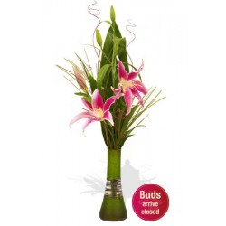 Simple Lily Bouquet