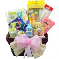 Forever Friends New Born Baby Hamper