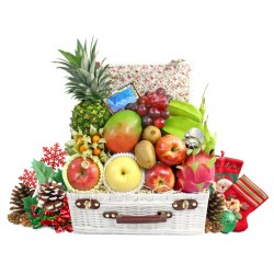 Delicious Christmas Japanese Fruits Hamper