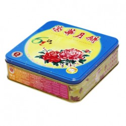 Wing Wah Mooncake (Double York with White lotus,
